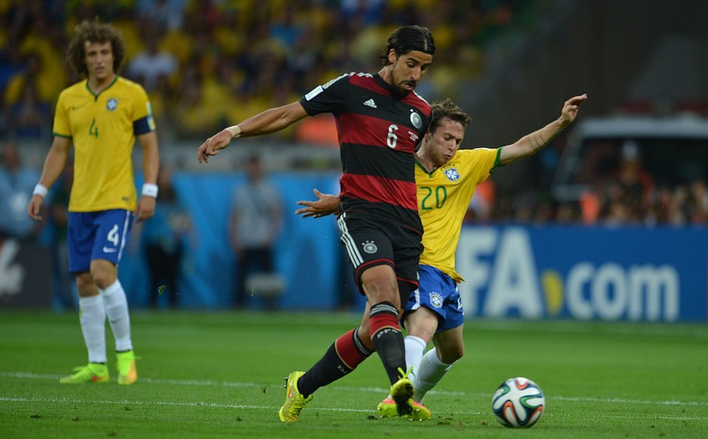 Foot-ball Brésil
