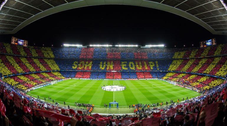 football Barcelone